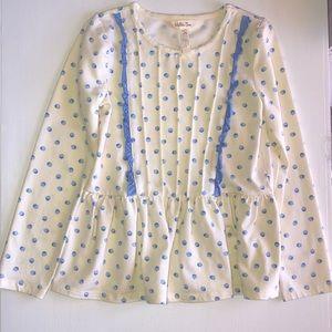 Matilda Jane Girl top. EUC size 6